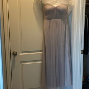 Bridesmaid/gown